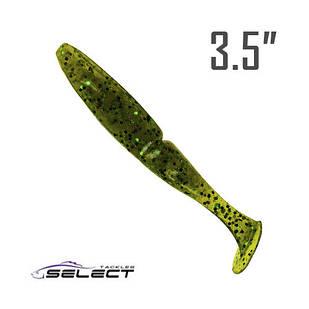 Shad Up 3.5″ (85 мм.) 5 шт. Силикон Select 008