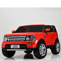 Детский электромобиль M 4063EBLR-3 красный Land Rover