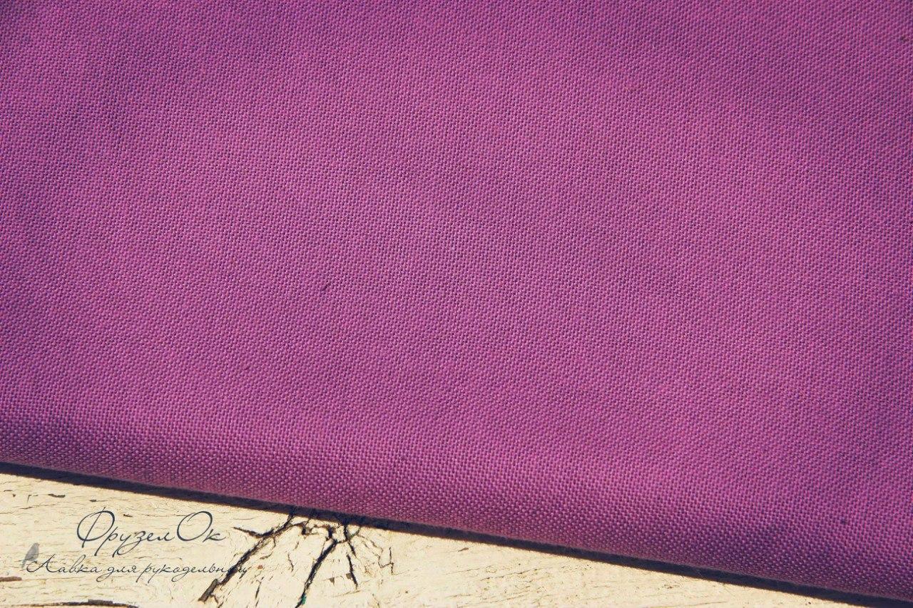 """Домотканне полотно """"Коломия"""", фіолетовий"""
