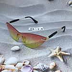 Стильные солнцезащитные очки без оправы, фото 6