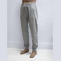 Мужские турецкие светлые спортивные штаны на манжете тм. FORE 9575N, фото 1