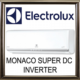 Серія MONACO SUPER DC INVERTER Electrolux