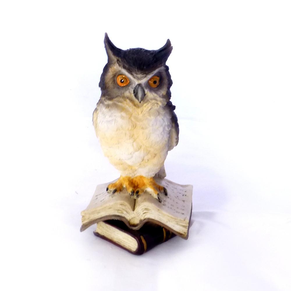 Статуэтка Филин малый 02-90104A фигурка сова
