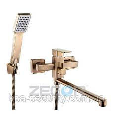 Смеситель для ванны ZEGOR LEB7-A123T (Зегор), фото 3