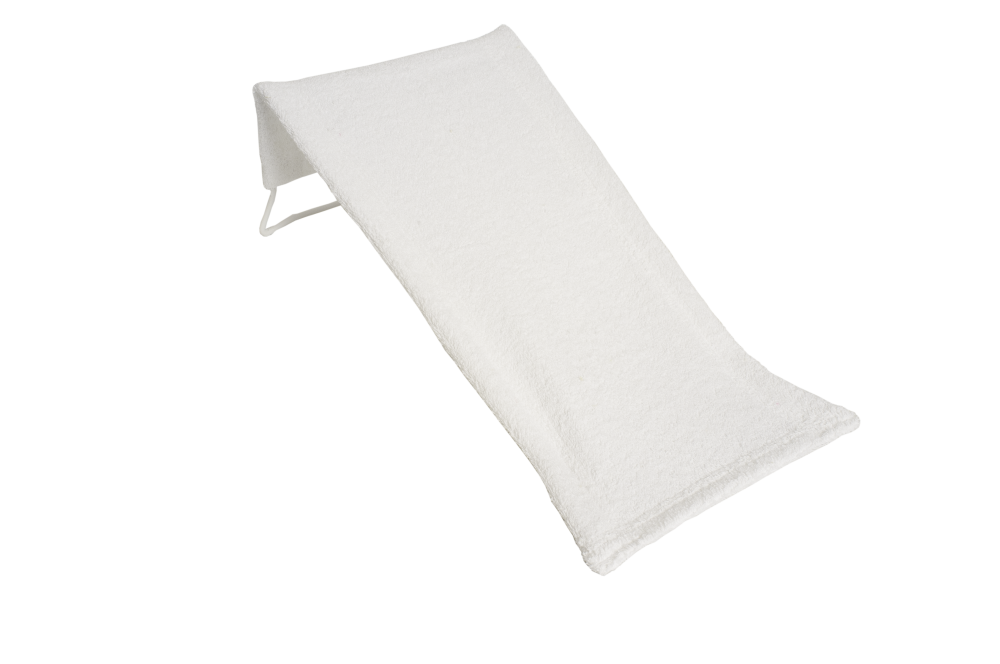 Горка для купания Tega Cotton 100% (махра) DM-020 103 white