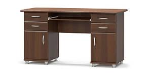 Стол письменный 1,4 м 2-тумбовый Мебель-Сервис, фото 2