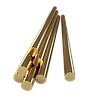 Пруток латунный ЛЖМЦ59-1-1 55 мм