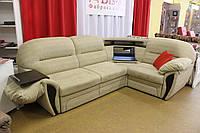 """Кутовий диван """"Лаура"""" з баром"""