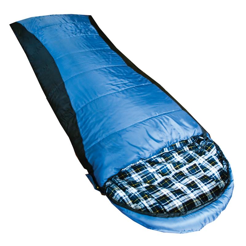 Спальный мешок Tramp Nightking TRS-045-L (Индиго/черный) L