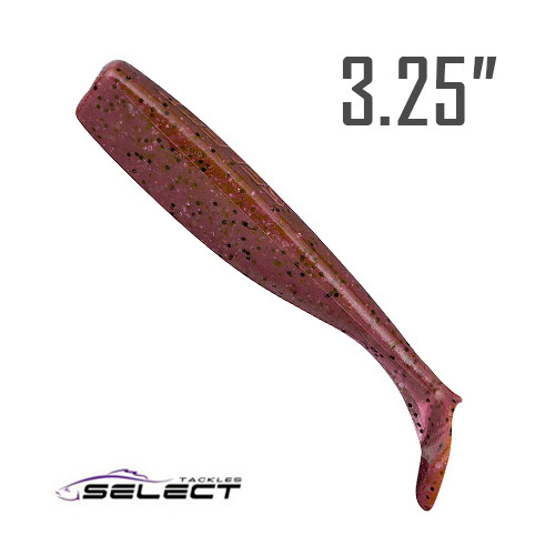 X-Shake 3.25″ (82 мм.) 6 шт. Силикон Select 888