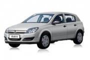 Дефлектор капота Opel Astra