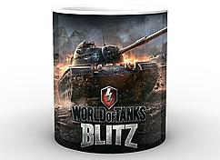Кружка World of Tanks Мир танков постерWT.02.002