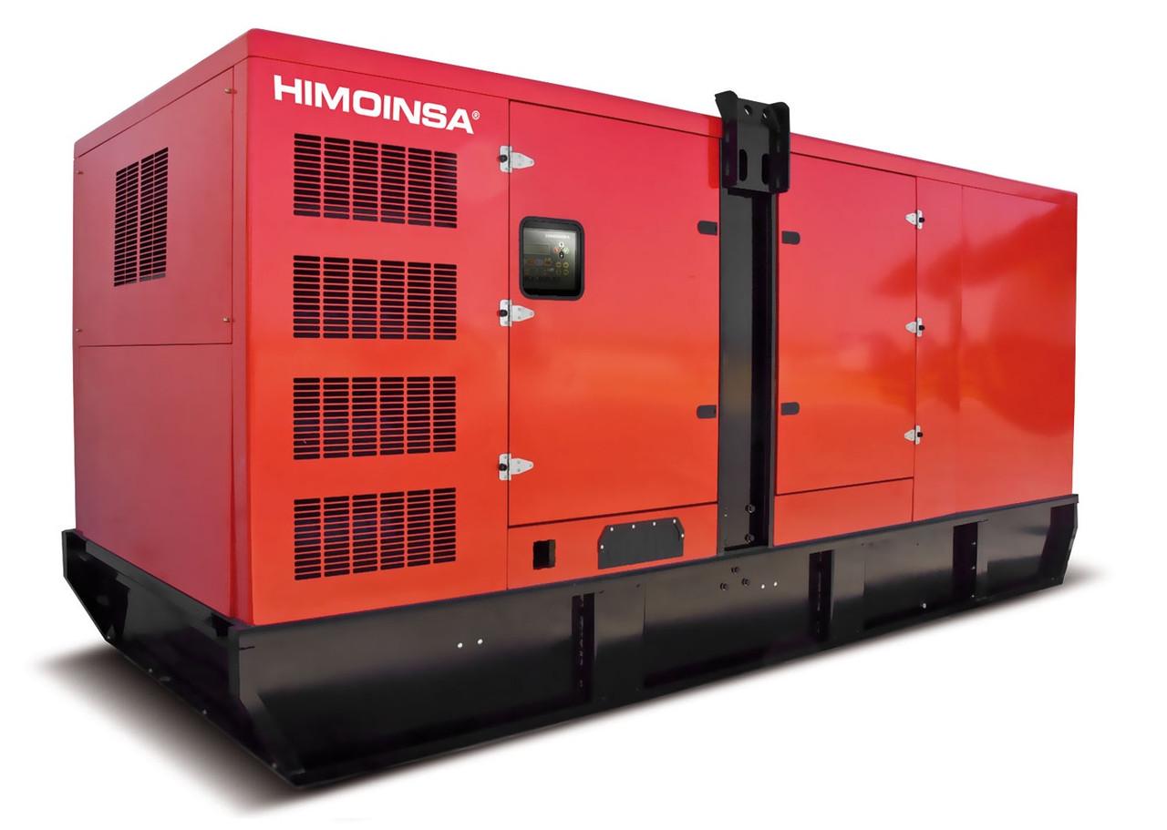 Дизельный генератор HIMOINSA HDW-670 T5 (525 кВт)