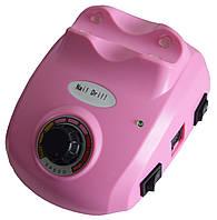 ✅ Фрезер для маникюра,Розовая, 30 Вт., машинка для маникюра, аппарат для педикюра,Beauty Nail208
