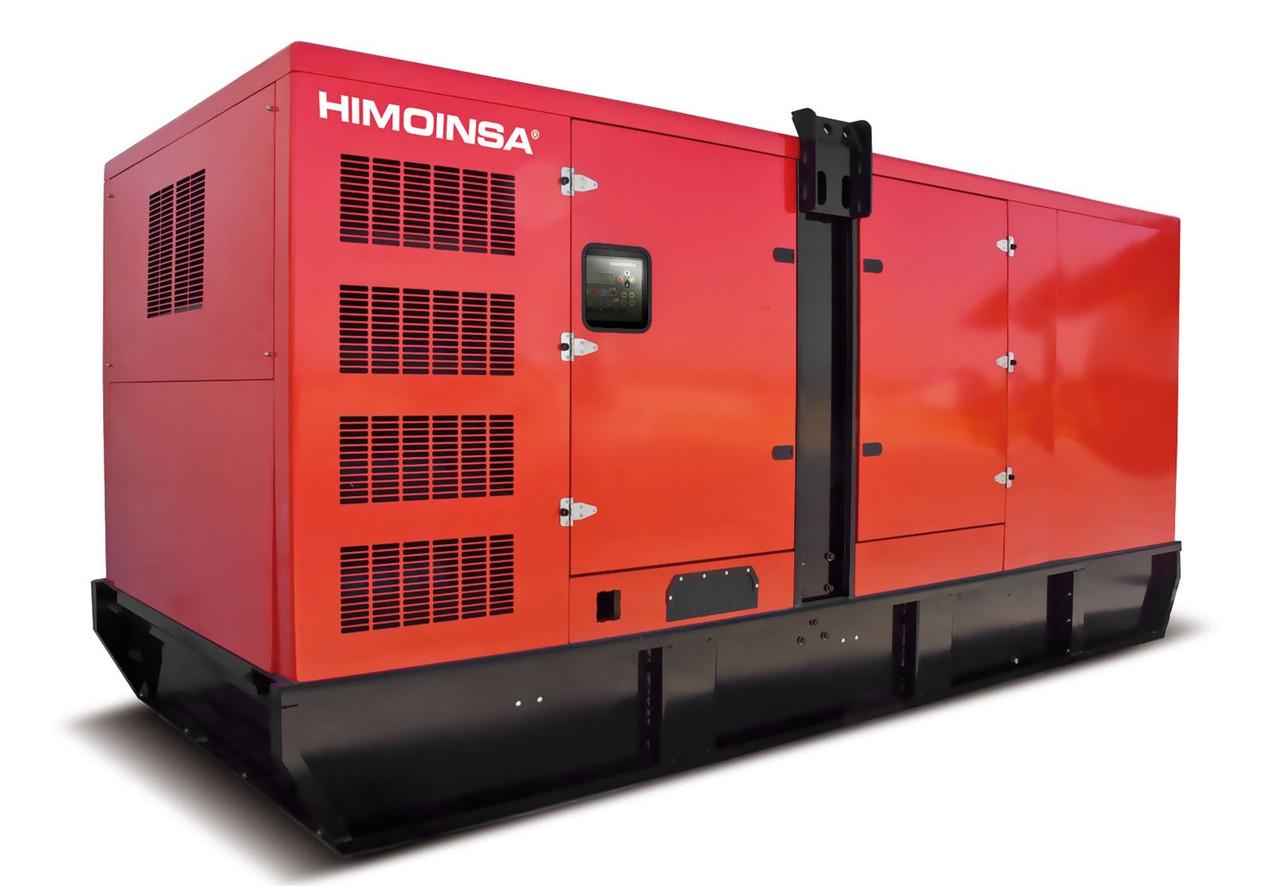 Дизельный генератор HIMOINSA HDW-750 T5 (598 кВт)