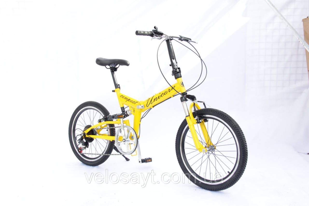 Велосипед Unicorn - Compact 20 диаметр