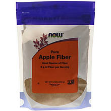 "Яблочная клетчатка NOW Foods ""Pure Apple Fiber"" (340 г)"