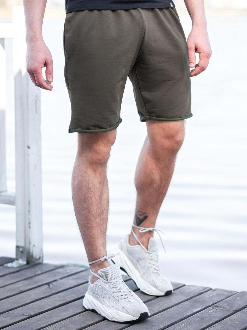 9e5e7865246cf Мужские спортивные шорты BEZET Tzar khaki '19, спортивные шорты хаки,  классические мужские шорты