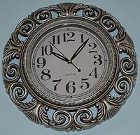 Часы на стену Silver (40 см.)