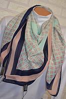 Шелковый платок в стиле Chanel