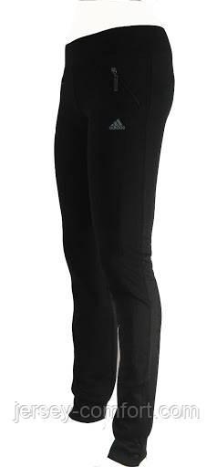 Спортивные брюки женские. Мод. 1041. (эластан)