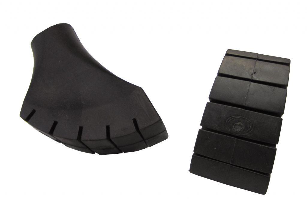 Насадка на концевик палок для скандинавской ходьбы усиленная Tramp TRA-202 (пара)