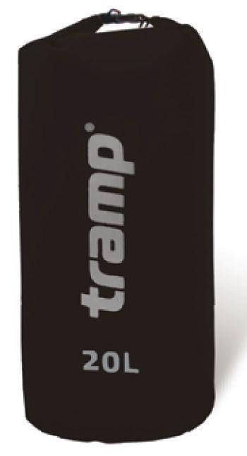 Гермомешок Tramp Nylon PVC 20 черный