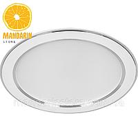 Врезной LED светильник Feron 12w AL527 (белый)