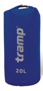 Гермомешок Tramp PVC 20 л (синий)