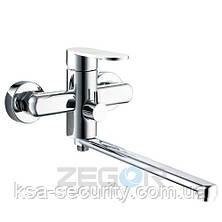 Смеситель для ванны ZEGOR LOB7-A128 (Зегор), фото 3