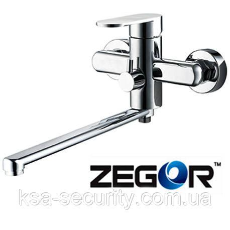 Смеситель для ванны ZEGOR LOB7-A128 (Зегор)