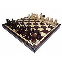 Шахматы КОРОЛЕВСКИЕ большие 440*440 мм СН 111, фото 1