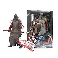Фигурка NECA Resident Evil Red Executioner Majini Обитель зла Красный Палач Маджини 20 см RE 60.130