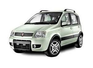 Fiat Panda 03-12