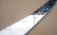 Накладка на задний бампер для Mitsubishi ASX, Митсубиси АСХ