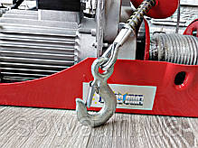 ✔️ Тельфер 500/1000kg HJ208 2000W ( 2000 Вт ) Гарантия, фото 2