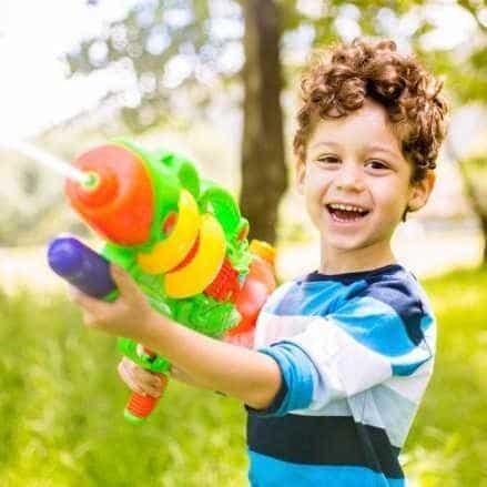 Дитяча зброя