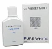 Туалетная вода мужская Unforgettable Pure White 100ml