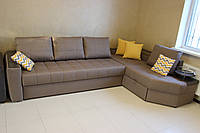 """Кутовий диван """"Х'юстон"""" потрійний"""