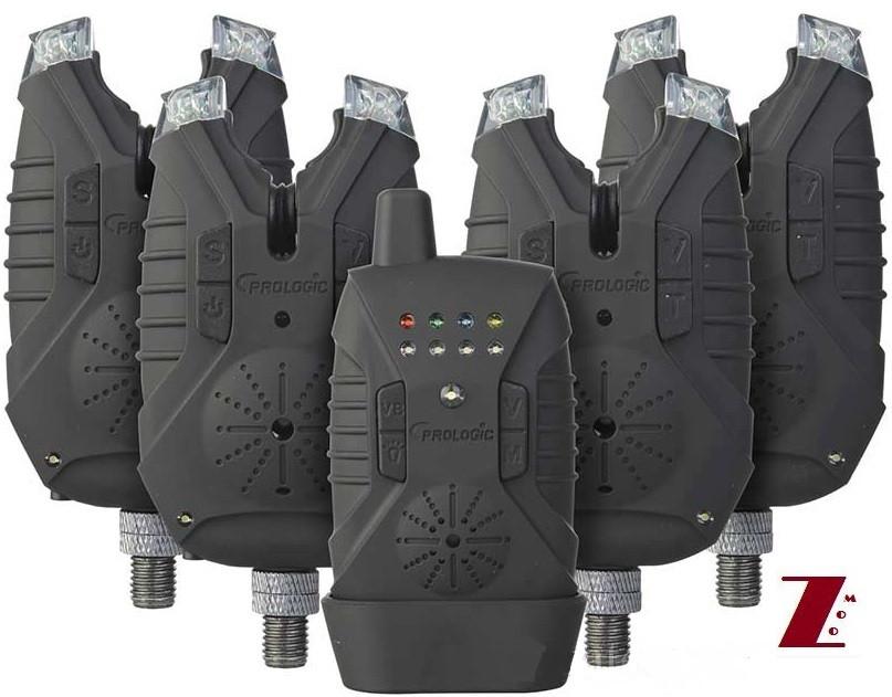 Набор сигнализаторов поклевки Prologic Polyphonic V2 VTSW 4+1 (электронные)