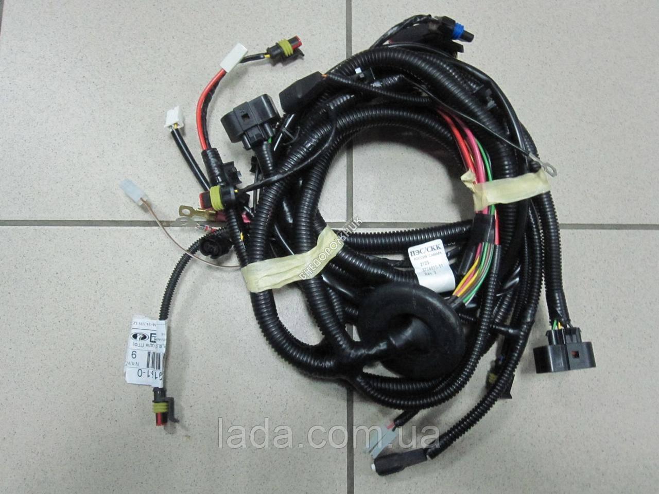 Жгут проводов фаро-генераторный ВАЗ 21230-3724010-51