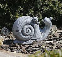 Садовая фигура скульптура для сада Улитка 32.5×18.5x22cm SS12153-16 статуя
