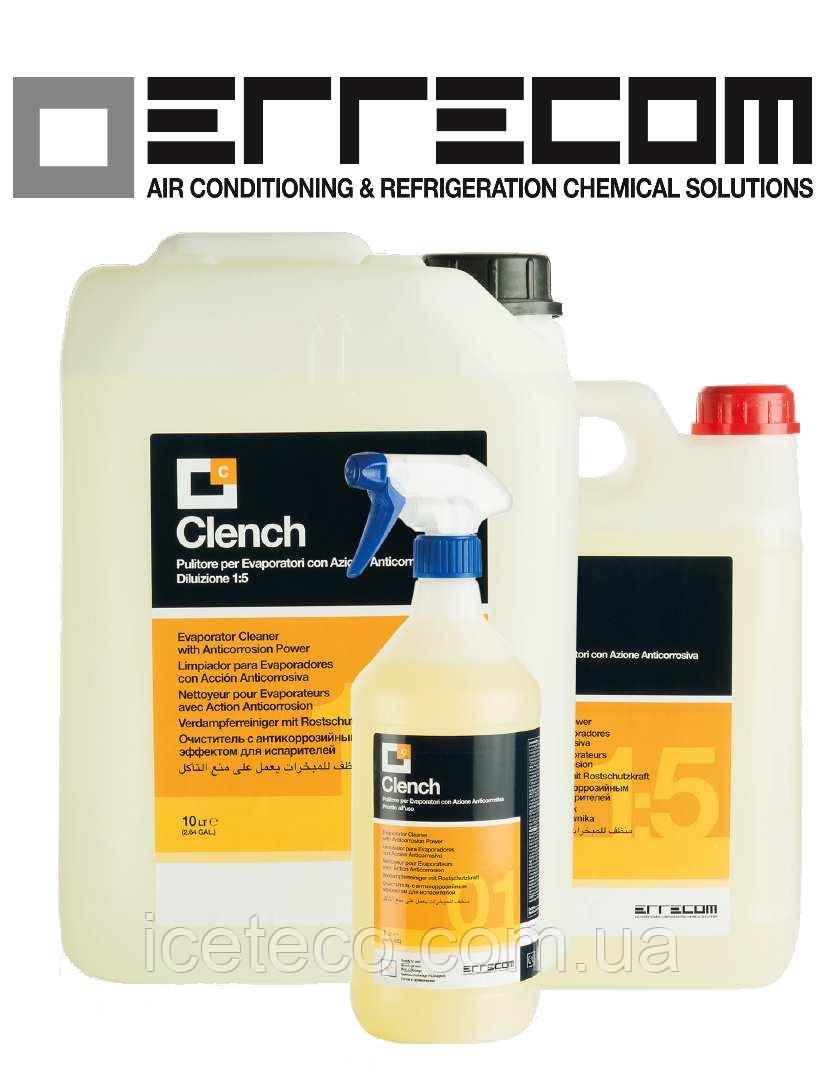Очиститель для испарителей с антикоррозийным эффектом (концентрат 5л) Clench AB1069.Р.01 Errecom