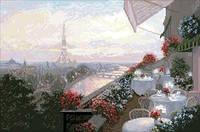 """Набор для вышивания Краса і творчість """" Париж"""""""