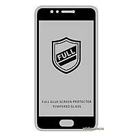 Защитное стекло 5D Full Glue для Meizu M5s Black (Screen Protector 0,3 мм)
