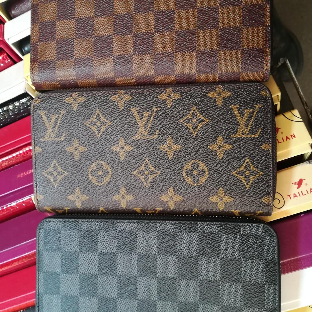 d259ad906b10 Кошелёк,клатч,портмоне Louis Vuitton Zippy. Луи Витон - Интернет-магазин  Aromat