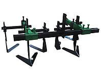 Культиватор навесной для мотоблока междурядной обработки КМО-1,2 s