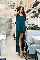 Стильное платье      (размеры 50-52)  0176-11, фото 1