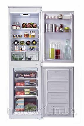 Встраиваемый холодильник Hoover BHBF 50 NK, фото 2
