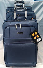 Комплект чемоданов из 3 шт. размеры S,M,L купить оптом со склада 7км Одесса